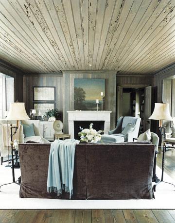 lake house interior design